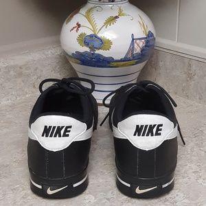 Nike Shoes - Black & White Men's Nike Sneakers